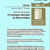 42 finalistas Certamen-Maratón de Microrrelatos (CLAVE)