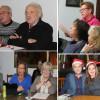 A-Rimando prepara su Navidad, Poesía, Relatos, Lotería y Cena
