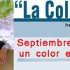 """Septiembre tiene un color especial """"LA COLUMNA"""""""