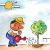 Día mundial del árbol, 28 de Junio – La Columna