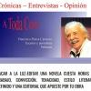 """El Periódico """"Granada Costa"""" y Francisco Ponce Carrasco"""