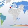 Ranking de visitas  –XITI.