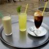 Leche merengada, canela y limón