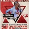 """VILLAFRAMBUESA"" Sala de Teatro Carolina – El Ventanuco"