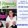 Mª Ángeles García Carranza presenta su libro en A-Rimando