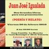 """Gota a Gota"" (Poesía) y ""Huellas"" (Relato)  J. J. Igualada"