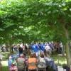 La comida de hermandad finaliza las fiestas de Santa Eulalia 2014