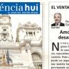 Valencia hui – Amor y desamor