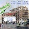 A-rimando lunes 23 abril estará en Plaza de la Virgen-Valencia