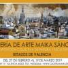 Galería Maika Sánchez expone en FALLAS – El Ventanuco