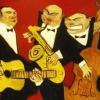 Comience la fiesta 'música maestro'