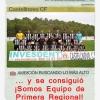 El Castellnovo C.F. ya es de ¡Primera Regional!