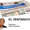 EL VENTANUCO, sección del periódico Valéncia hui