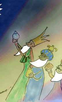 Noche mágica de Reyes Magos – El Ventanuco