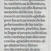 """Lo global mueve """"Votos"""" lo diario no –El Abrelatas"""