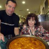 Paella de marisco para Marichu Fernández – Valencia