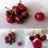 Jugosas y dulces cerezas de Castellnovo