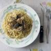 """""""Spaguetti a le vongole"""" una delicia –El Ventanuco"""
