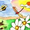 La primavera pone colores y un 'mini zoo' en los jardines.