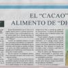 Periódico Granada Costa, publicado julio 2021
