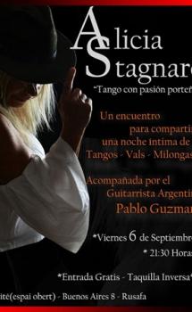 """Alicia Stagnaro día 6 """"Sala Jarité"""" Valencia – El Ventanuco"""