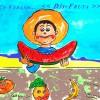 """""""Dis-fruta"""" comiendo fruta – El Ventanuco"""