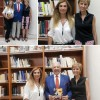 """Amparo Peris presenta en la """"Biblioteca pública de Valencia"""""""