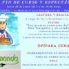 A-rimando anuncia su FIESTA fin de curso 2016-2017