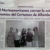 """""""Diario de Teruel"""" con los premios literarios Alfambra 2017"""