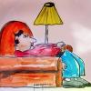 """Siesta de """"sillón"""" (periódico) – A TODA COSTA"""