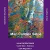 """Mari Carmen Satué expone Sala """"Ciutat Vella"""" – El Ventanuco"""