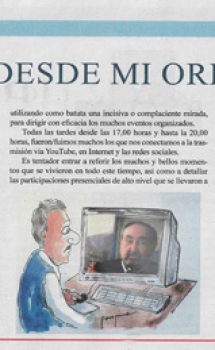 Periódico Granada Costa, publicado mayo 2021