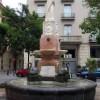 Plaza de San Vicente Ferrer en Valencia– La Columna