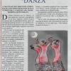 """""""DANZA"""" Periódico Granada Costa, abril 2021"""