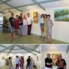 """Clemente  Alarcos, pintura y reciclaje – """"El Ventanuco"""""""