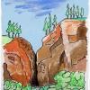 Un saludo desde la montaña – La Columna