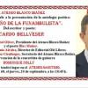 Ricardo Bellveser en el Ateneo Blasco Ibáñez – El Ventanuco