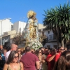 L'Eliana recibe en multitud a la Virgen Peregrina