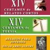 XIV Certamen Literario (Relato y Poesía) ALFAMBRA 2020