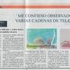 Periódico Granada Costa, publicación julio 2020