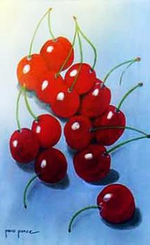Jugosas y dulces cerezas – El Ventanuco