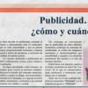 Periódico Granada Costa, publicación junio 2020
