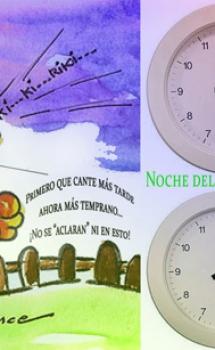 """De nuevo el """"EMBROLLO"""" de la hora – El Ventanuco"""