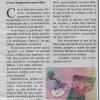 Periódico Granada Costa, publicación de agosto 2020