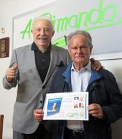Antonio Prima y Francisco Ponce