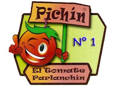 Primera publicacion de Pichin en Terralia