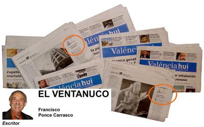 El Ventanuco, en Valencia Hui