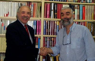Acuerdo para celebrar reuniones del grupo literario de Alfambra