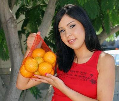 Belleza y naranjas