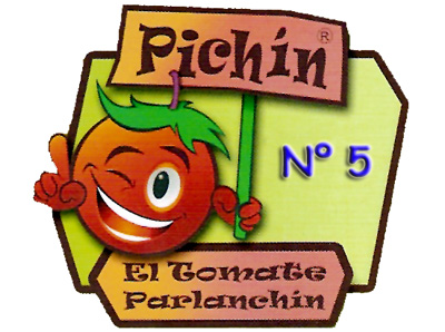 Logotipo de Pichin en Terralia